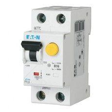Eaton Дифференциальный автоматический выключатель PFL6-40/1N/C/0,03 (286471)