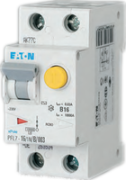 купить Eaton Дифференциальный автоматический выключатель PFL7-10/1N/B/0,3 (165592)