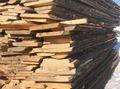Доска (шалёвка) необрезная. Ширина доски: 100-250 мм. Длинна доски: 4 м.