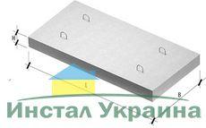 Плита перекрытия лотка ПТ 75.210.14-6