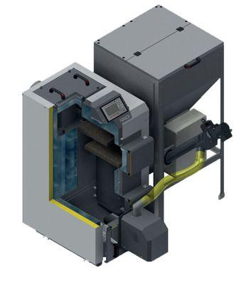 Пеллетный котел Defro SIGMA EKOPELL 16 кВт цена