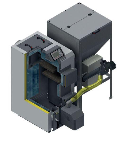Пеллетный котел Defro SIGMA EKOPELL 16 кВт