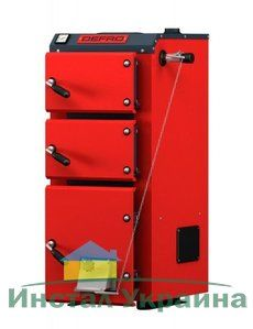 Твердотопливный котел Defro ECONO 12 кВт