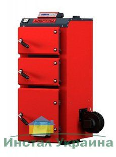 Твердотопливный котел Defro ECONO PLUS 8 кВт