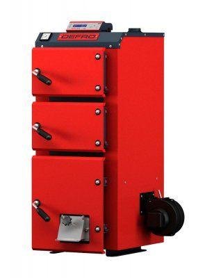 Твердотопливный котел Defro ECONO PLUS 12 кВт