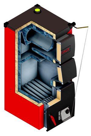 Котел на угле Defro ECONO 18 кВт