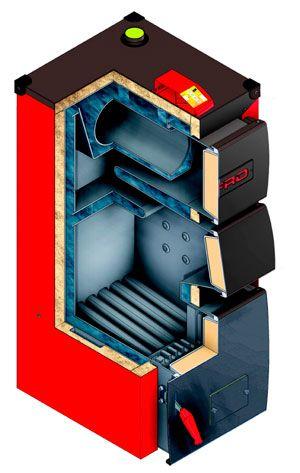 Твердотопливный котел Defro ECONO PLUS 35 кВт