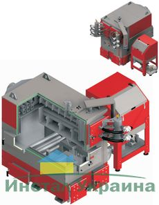 Твердотопливный котел Defro EKO MAX 100-400 250 кВт