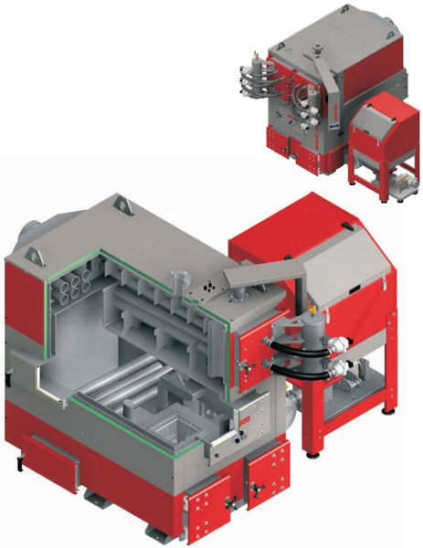 Котел на угле Defro EKO MAX 100-400 300 кВт