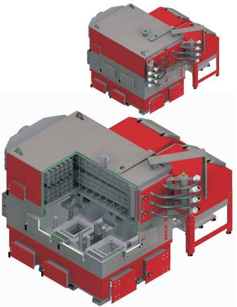 Котел на угле Defro EKO MAX 500-900 500 кВт
