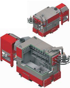 Твердотопливный котел Defro EKO MAX LONG 100-400 150 кВт