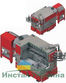 Твердотопливный котел Defro EKO MAX LONG 100-400 100 кВт