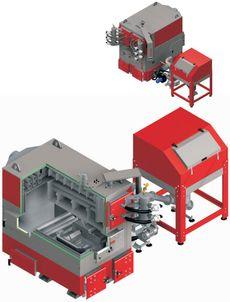 Твердотопливный котел Defro EKOPELL MAX 100-800 400 кВт