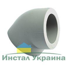 Hydro-PRO Полипропиленовый угол 45° 32мм