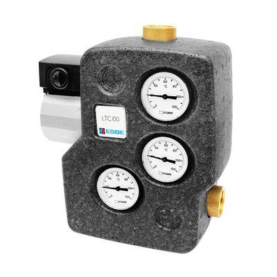 Смесительное устройство LTC141 ESBE мощность 55 кВт. Т 65 (С) Rp 1 (55001100) цена
