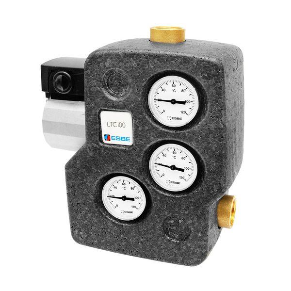 Смесительное устройство LTC141 ESBE мощность 75 кВт. Т 55 (С) Rp 1 1/4 (55000700)