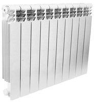 Радиатор биметаллический ALLtermo 350/80