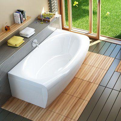 Акриловая ванна Ravak Evolution PU Plus 180x102 цена