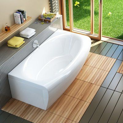 Акриловая ванна Ravak Evolution 180x102 цены