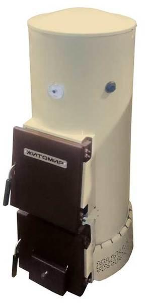 Твердотопливный котел Житомир-16 В