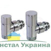Декоративный клапан ручной регулировки `Sphere` хром S418404 `Comap`