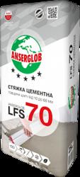 купить Anserglob LFS-70 Цементная стяжка 10-60 мм