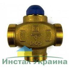 Трехходовой термостатический клапан Herz CALIS-TS-RD DN 20