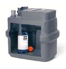 Насос фекальный Pedrollo SAR 40-TOP1 Объем емкости 40л.