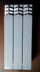 купить Радиатор алюминиевый 3 секц. Ferroli 500/100