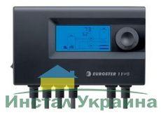Термоконтроллер Euroster 11WB (управление твердотопливным котлом с вентилятором, насосов Ц.О. и ГВС.)