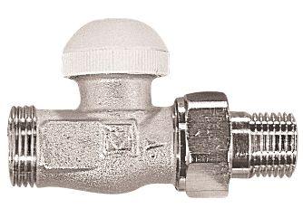 Термостатический клапан Herz Герц TS-90-V без предворительной регулировки