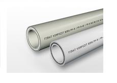 Полипропиленовая труба Firat армированная стекловолокном d90