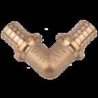 купить Heat-PEX Колено 90? (материал - латунь) d25 x d25 мм (2006250)