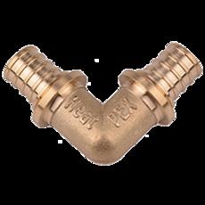 Heat-PEX Колено 90? (материал - латунь) d25 x d25 мм (2006250)