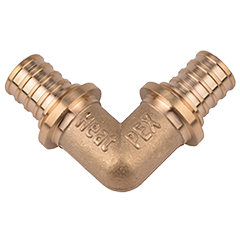Heat-PEX Колено 90? (материал - латунь) d25 x d25 мм (2006250) цены