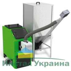 Твердотопливный пеллетный котел Kostrzewa Pellets 100 (40)