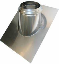 Разгрузочная платформа 0,5мм из нержавеющей стали (AISI 321) с термоизоляцией в оцинкованной стали (AISI 321) ф120/180