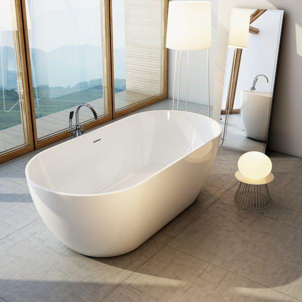 Акриловая ванна Ravak FREEDOM R 175x75