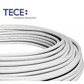 732020 Труба TECEflex Универсальная многослойная PE-Xc/Al/PE d20х3,3мм, бухта 100м цена