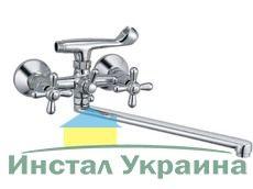Смеситель для ванны Haiba Dominox 143