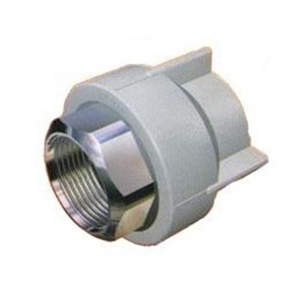 Firat Полипропиленовая муфта с РВ 40-5/4 под ключ