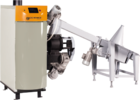 купить Твердотопливный пеллетный котел LOGICA Futura Bio Pel-Lets 100kW