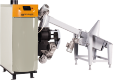 Твердотопливный пеллетный котел LOGICA Futura Bio Pel-Lets 300kW