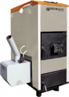 Твердотопливный пеллетный котел LOGICA Futura Pel-lets 40kW
