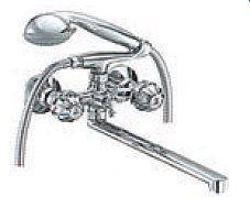 Смеситель для ванной Globus ROUND 0316