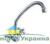 Смеситель для умывальника Globus SHARM 0104-00-WH