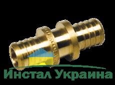 Heat-PEX Муфта – соединительная (материал - латунь) d16 x d16 мм (2004160)