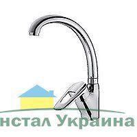 Смеситель для кухни Globus Favorit NEW GNFF-0103S-BIG