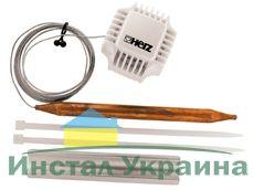 Термостатическая головка Herz с накладным датчиком М 28х1,5, 40-70 С 2 метра