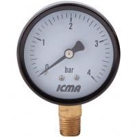 ICMA манометр 244 1/4 R 6 бар цена